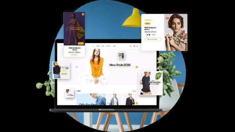 webdev ecommerce - Website Development